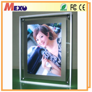 Photo-Frame with LED Light Inside Acrylic Pictures Frame Wholesale pictures & photos