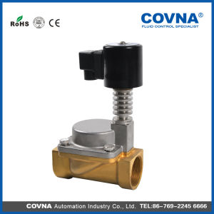 100 ° C Hot Water Solenoid Valve for Steam System pictures & photos