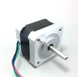 0.9 Degree NEMA17 Stepping Motor for Reprap pictures & photos