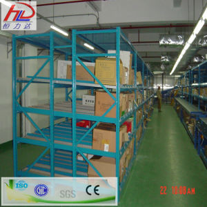 Carton Pallet Flow Racking for Warehouse pictures & photos