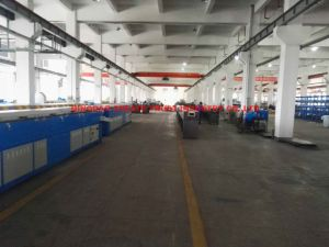 Advanced Technology Continuous Microwave Extrusion Vulcanization Machine (RUBBER SEALS/RUBBER PRFOFILES/RUBBER BEADING/SILICONE RUBBER PRODUCTS) pictures & photos