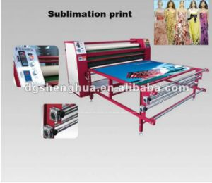 Roll Sublimation Heat Transfer Press Machine pictures & photos
