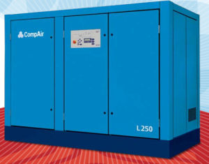 Compair Oil Injected Rotary Screw Compressors (L160--L250) pictures & photos