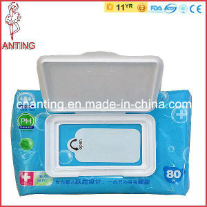 ISO Comfired High Quality Baby Wipes, Private Label Baby Wet Wipes Wholesale pictures & photos
