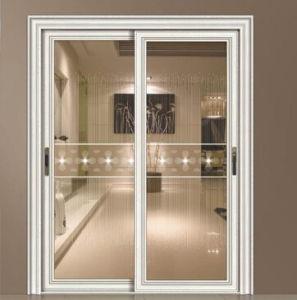 Aluminium Glass Sliding Door with Best Price pictures & photos