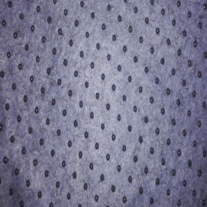 Needle Punched Nonwoven Polyester Fabric Carpet Underlay Felts with Dots