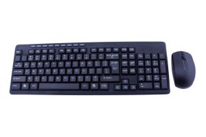 2.4G Wirelss Multimedia Keyboard Mouse Combo Style No. Kmx-108A pictures & photos