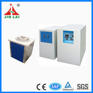 IGBT 20kg Brass Bronze Copper Mini Melting Furnace (JLZ-25) pictures & photos