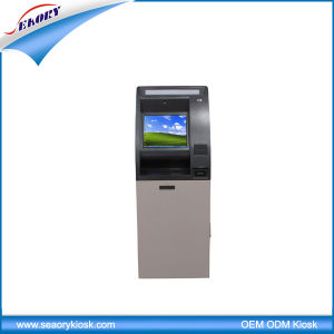 Touch Screen Self-Service Payment Kiosk pictures & photos