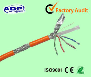 Good Quality CAT6 SFTP LAN Cable pictures & photos