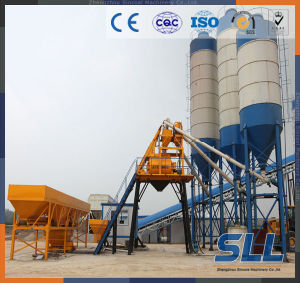 Js1500 Electric Concrete Mixing Plant Price China Companies pictures & photos
