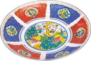 Chinese Supplier High Quality Enamel Plate with Different Size pictures & photos