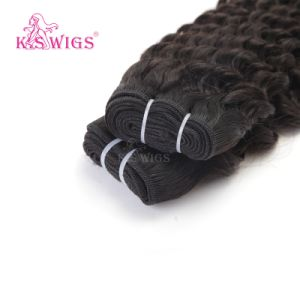 Wholesales Premium Malaysian Virgin Human Hair Weaving Deep Wave pictures & photos