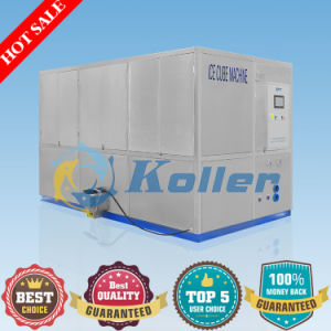 Koller High Efficiency Cube Ice Machine 5tons Per Day pictures & photos