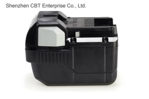 Replacement Power Tool Battery for Hitachi Bsl 2530, 328033, 328034 4000mAh pictures & photos