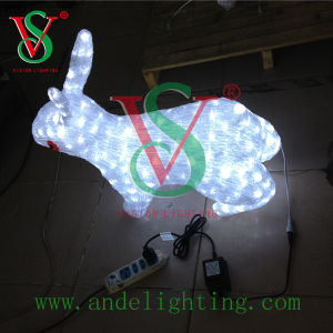 LED 3D Animal Motif Light for Holiday Decoration pictures & photos