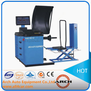 Truck Wheel Balancer Tire Balancer Garage Equipment with Ce pictures & photos