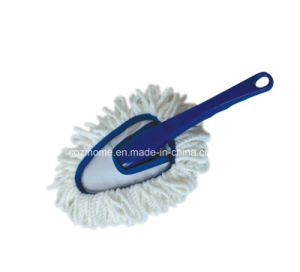 Car Cleaning Trangle Cotton Duster with PP Handle pictures & photos