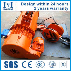 Mini Construction Electric Wire Rope Hoist