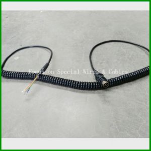Spring Wire Spiral Cable for Different Industry Instrument Equipment pictures & photos