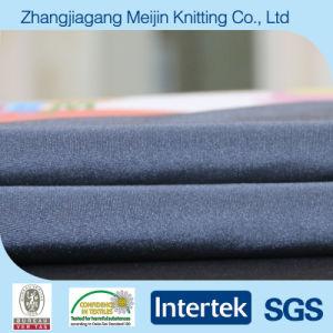 Warp Knit Bright Nylon Spandex Elastic Swimwear Fabric (MJ5066)