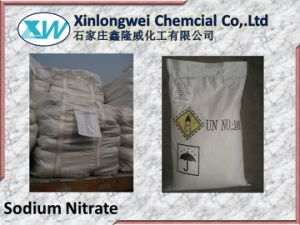 Factory Supply Good Quality Sodium Nitrate 99%Min with Best Price pictures & photos