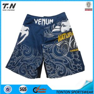 Custom Sublimated MMA Fighting Shorts pictures & photos