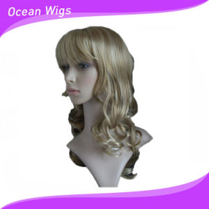 Japanese Kanekalon Synthetic Hair Wig pictures & photos