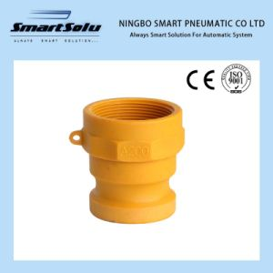 High Quality Injection Molding Nylon Grooved Plastic Camlock Fittings pictures & photos