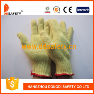 Ddsafety 2017 10 Guage Aramid Knitted Cut Resistant Work Glove pictures & photos