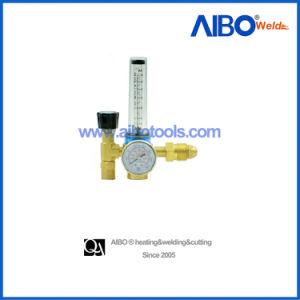 America Type Argon/CO2 Gas Regulator with Flowmeter (2W16-1043) pictures & photos