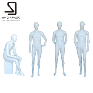 Egg Head Male Abstract Mannequin for Shop Window Display pictures & photos