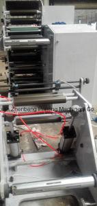 Flexo Pritning Machine for Label 3 Color pictures & photos