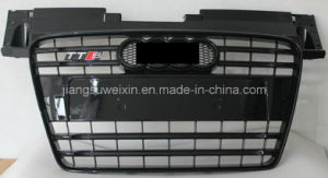 "Front Auto Car Grille for Audi Tts 2006-2013"" with Chromed pictures & photos"
