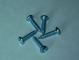 M6 Carbon Steel Galvanized Mushromm/Truss Head Self Tapping Screw