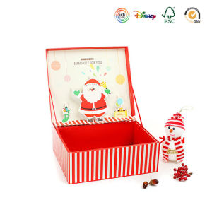 Printing Paperboard Suitcase for Holiday Toys (PB-051) pictures & photos