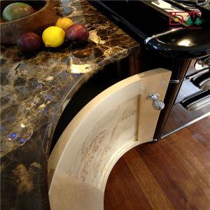 New Style China Manufacturer Modern Round Kitchen Design pictures & photos