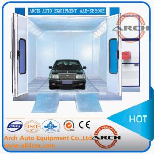 Arch Mobile Car Paint Spray Booth with Ce pictures & photos