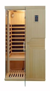2016 New Hemlock Far Infrared Sauna Room with Carbon Heater pictures & photos