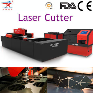 High Performance Fiber Laser Cutting Machine for Different Metal Cutting pictures & photos