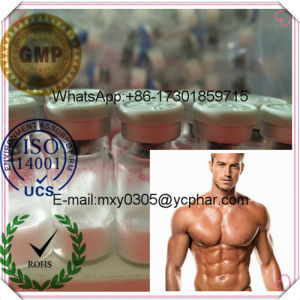 Ghk/Ghk-Cu Copper Peptide 49557-75-7 for Wound Healing Skin Renewal 10mg/Vial pictures & photos