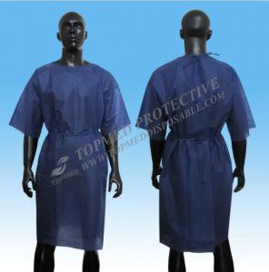 Adult′s patient gown pictures & photos
