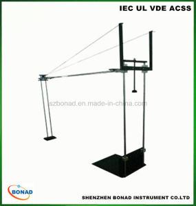 IEC60950-1 Test Machine, Mechanical Drop Ball Impact Strength Tester pictures & photos