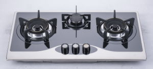 Three Burner Cooking Stove (SZ-LW-113) pictures & photos