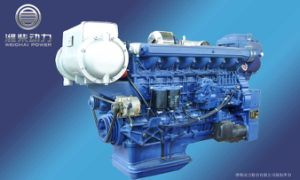 Weichai Wp13 Series Marine Engine Wp13c450-18/Wp13c480-18 pictures & photos