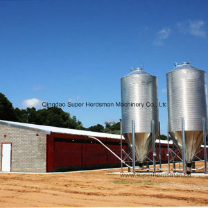Chicken House Equipment with Design and Construction with Prefabricated House pictures & photos