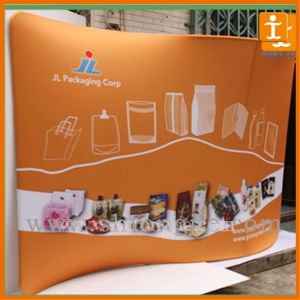 Popular Custom PVC Pop up Stand (TJ-07) pictures & photos