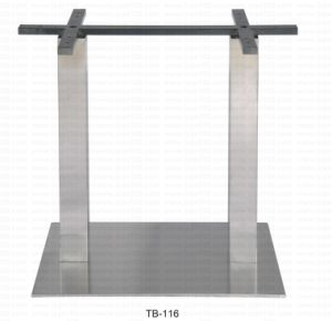 Hot Selling Stainless Steel Table Base (TT-116) pictures & photos