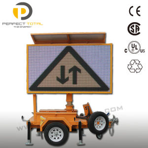 LED Mobile Sign pictures & photos