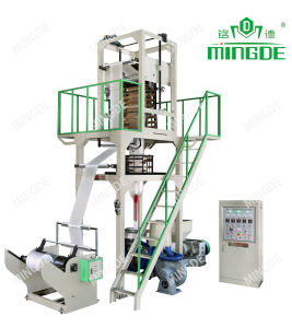 Mingde HDPE/PE Film Blowing Machine, Plastic Extruder (MD-H) pictures & photos